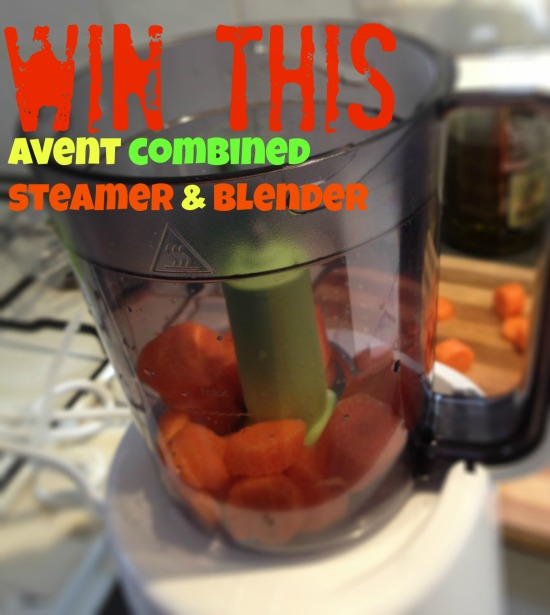 Avent Combined Steamer