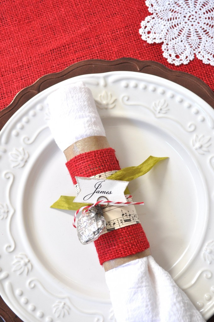 napkin ring holder