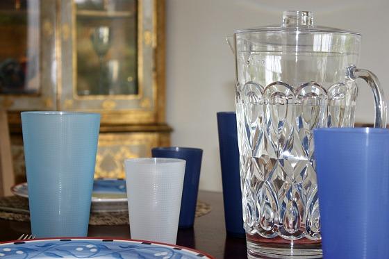 acrylic jug