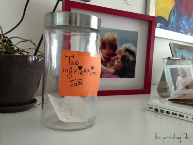 inspirational jar