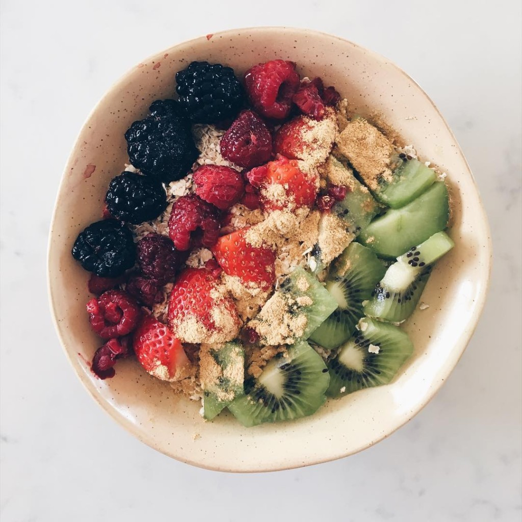 Smoothie bowl vibes with a good dose of kakaduplumco Kakaduhellip
