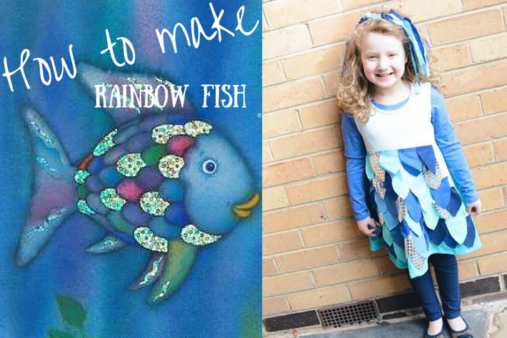 rainbow fish costume  sc 1 st  The Parenting Files : kids marine costume  - Germanpascual.Com