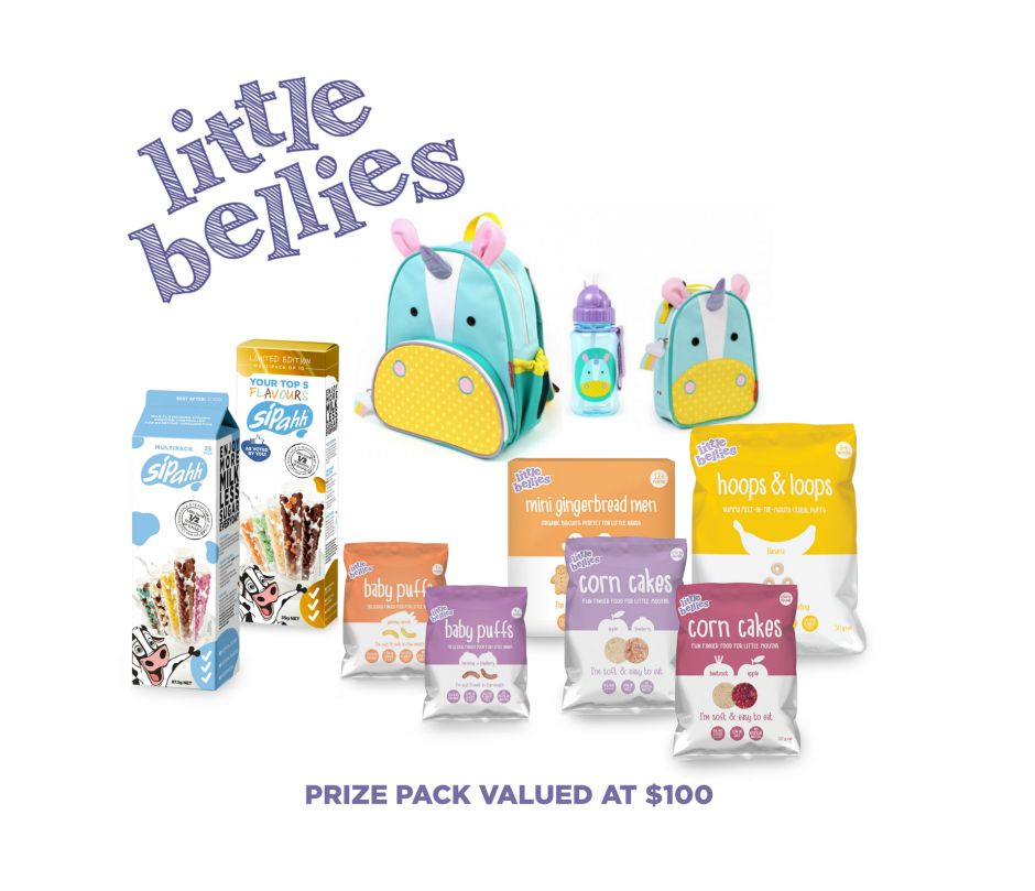 Little Bellies Prize pack